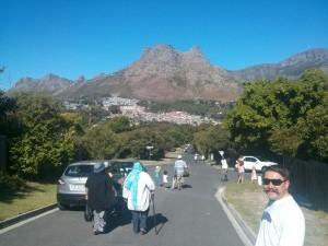 Dan Oakley Cape Town