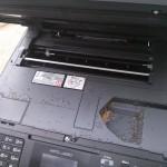 When printers go bad