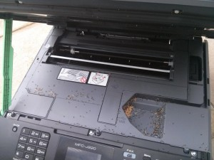 When printers go bad