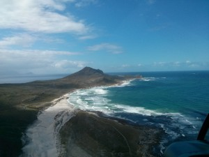 Coastal route from Noordhoek