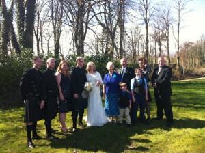 Wedding Party Photos Part 15