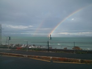 Double Rainbow Muizenberg