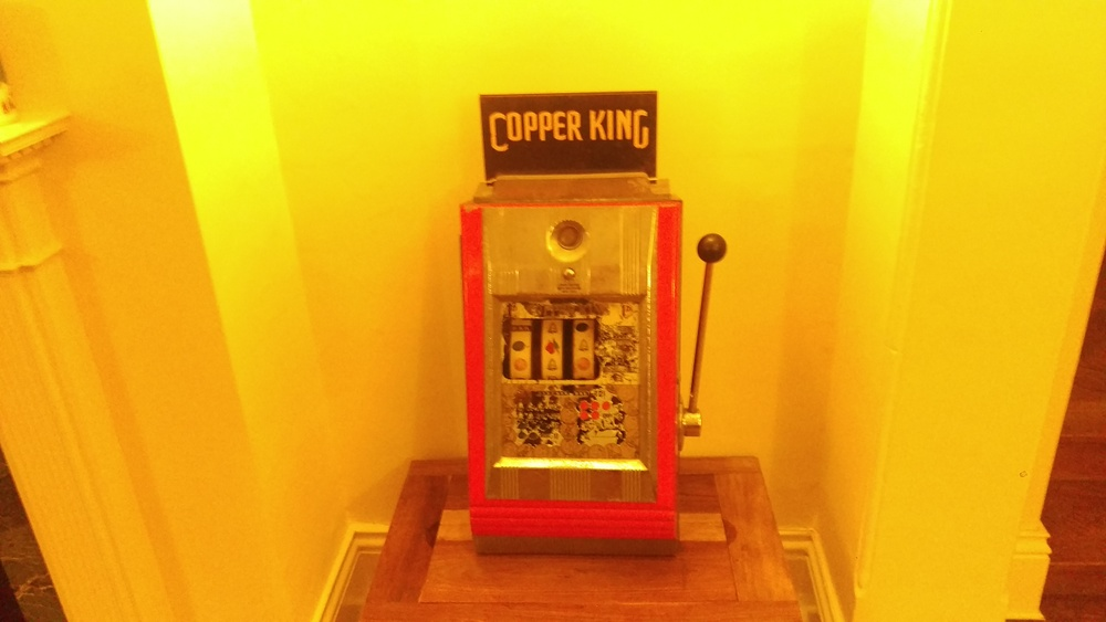 Copper-king-fruit-machine